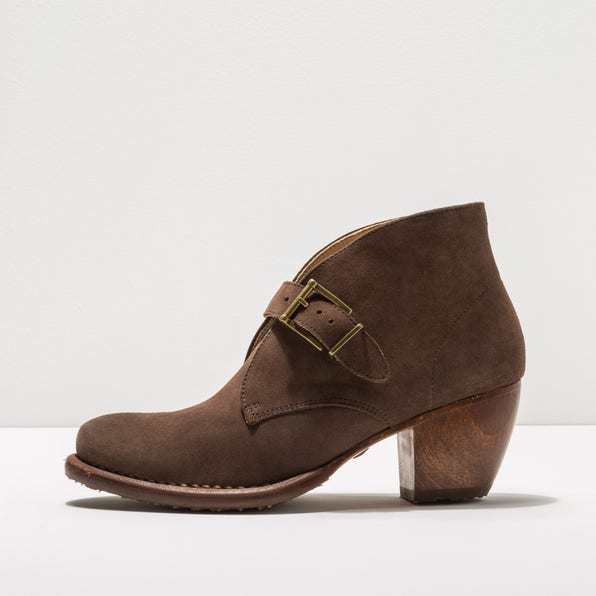 S3099 LUX SUEDE BROWN/ MUNSON