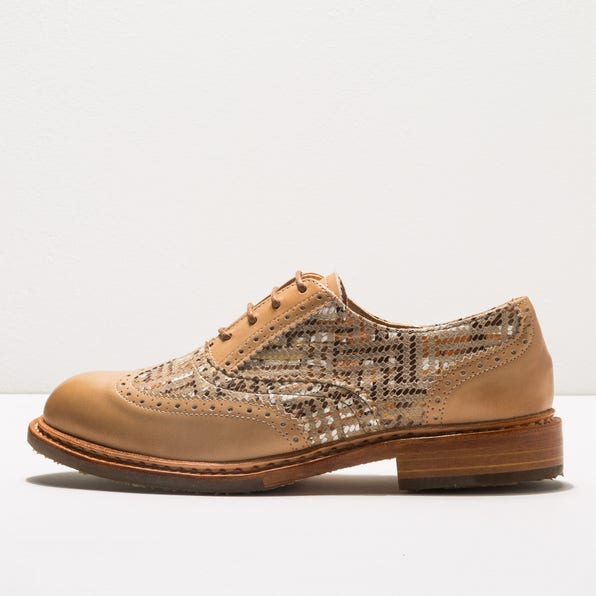 S319 MULTI LEATHER WOOD-SAND / CONCORD